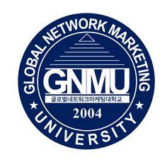 Global Network Marketing University Logo... 이론보다 실천을 중시하는 실사구시형 글로벌네트워크마케팅 교육의 산실 글로벌네트워크마케팅대학교(학장: 김세우) 로고... 경험선도 이론학습 행동체험!