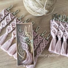 Cheap Favors, Punch Needle, Handmade Crafts, Wedding Favors, Arts And Crafts, Boho, Sewing, Gifts, Etsy