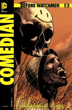 Before Watchmen: Comedian #5 (of 6) 		 		Eddie Blake crawls out of the bloody jungles of Vietnam only to get caught in the more deadly crossfire of Washington politics in the pulse-pounding penultimate issue of this controversial series.