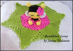 Bumble bee Lovey AU $4.00