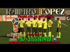 Conjuros  Para Que Pierdan- Mundial Rusia 2018  Apertura Univision   +57-3155181497 - YouTube