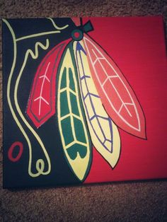 I like this strictly because of the idea.  Go Red Wings ❤️