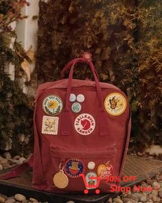 expensive backpacks for school Mochila Kanken, Kanken Backpack, Diaper Backpack, Diaper Bags, Backpack Bags, Aesthetic Backpack, Cool Patches, Baby Boy, Appreciation Post