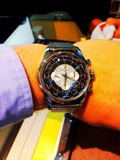 7681a1da697 Een hele mooie Breitling voor 10750 Zwitserse franken in de luchthaven van  Zürich. Wat vinden jullie  www.almagazine.nl