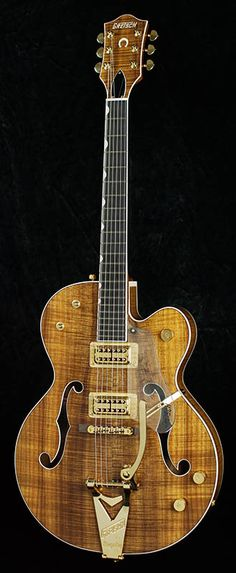 GRETSCH G6120-KOA FSR Chet Atkins Hollow Body