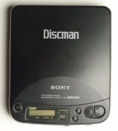 Our Favourite Gadgets From The 1990s | Business Insider Who didn't have a SONY Discman? Skipped all the time, but we loved it (how did we ever live without the ipod!!)