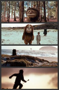 Where the Wild Things Are, 2009 (dir. Spike Jonze)