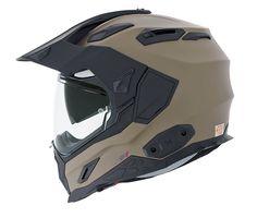 Nexx Dual Sport Helmet (X-Small, Matte Desert) Dual Sport Helmet, 1200 Gs Adventure, Airsoft Helmet, Tactical Helmet, Biker Gear, Helmet Design, Cool Motorcycles, Motorcycle Outfit, Custom Motorcycle Helmets
