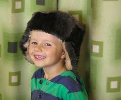 Make a Rabbit Fur Hat from scratch (includes how to tan a raw hide)