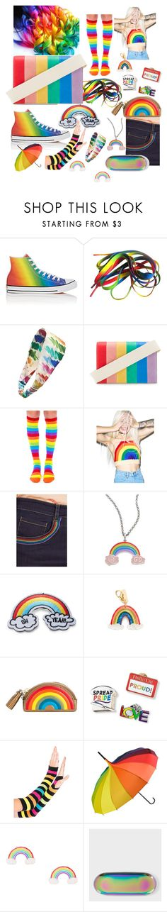 """All about love"" by bellestar7 ❤ liked on Polyvore featuring Converse, Cara, Alice + Olivia, Hollywood Mirror, Current Mood, Gucci, R.J. Graziano, Edie Parker, Anya Hindmarch and Leg Avenue"