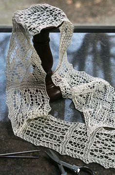 Lace for short attention spans - A quintet of Victorian Laces - free by Franklin Habit - Stitches In Time