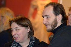 dr. Ács Piroska, az OSZMI igazgatója és Hajduk Károly