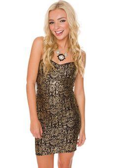 Stasha Dress