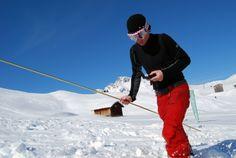 Tijdens het programma is er ook de nodige aandacht voor snowsafety #epique