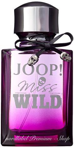 Joop Miss Wild Eau de Parfum Spray 75ml for Woman NEU & OVP!