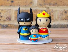 Geeky Wedding Cake Toppers http://geekxgirls.com/article.php?ID=7181