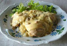 kurczak w potrawce po kaszubsku frikasy Polish Food, Polish Recipes, Mashed Potatoes, Chicken, Meat, Ethnic Recipes, Cuba, Whipped Potatoes, Polish Food Recipes