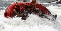 Whitewater Rafting in Jinja,Lake Bunyonyi, Uganda