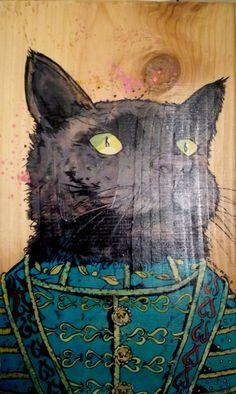 I like cat art. So sue me.