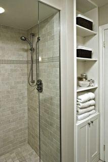 Shelf/Cabinet for bathroom storage