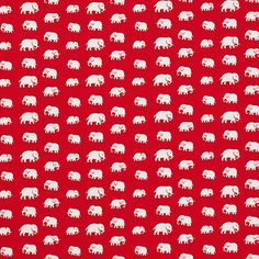 Textile Elefant Cotton
