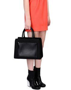 Borsa Grande In Pelle Victoria Beckham Donna - thecorner.com - The luxury online boutique devoted to creating distinctive style