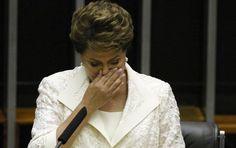 Aliados mandam Dilma se emocionar e até chorar no julgamento final do…