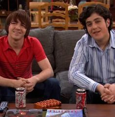Going Back To High School, As Told By Drake And Josh