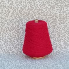 A range of beautiful and soft knitting and crochet yarns on cones. Crochet Yarn, Knitting Yarn, Composition, Coin Purse, Wool, Red, Beautiful, Thread Crochet, Being A Writer