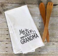 Trendy diy gifts for grandparents tea towels ideas