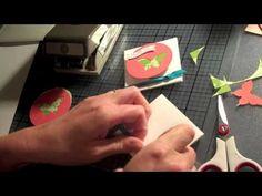 Butterfly Paper Pierced Notecard