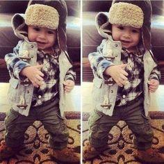 No Biggie: Estilo Kids Little Boy Fashion, Baby Boy Fashion, Toddler Fashion, Kids Fashion, Holiday Fashion, Kid Swag, Baby Swag, Cute Kids, Cute Babies