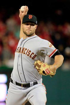 Hunter Strickland, San Francisco Giants
