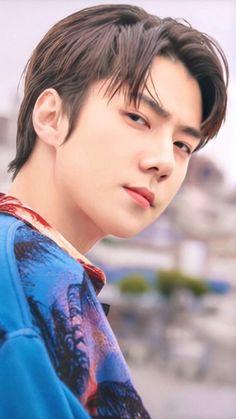Sehun is the Thype - 155 Baekhyun, Park Chanyeol, Hunhan, Exo Ot12, Exo Exo, Chen, Sehun Cute, Exo Lockscreen, Kim Jongdae