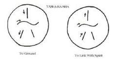 Reiki Symbol Tam a Ra Sha