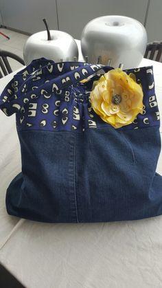 Carteira jeans
