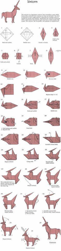 Les origamis ? Rien