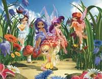 Keep your little one entertained with the Walltastic Magical Fairies Wall Mural . This mural has a handful of fun and friendly fairies and boasts. Garden Wallpaper, Fairy Wallpaper, Spring Wallpaper, Forest Wallpaper, Landscape Wallpaper, Flower Wallpaper, Nature Wallpaper, Wallpaper Murals, Wallpaper Keren