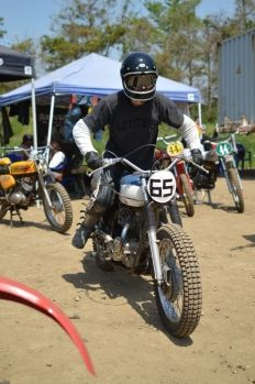 3May'14 Hell On Wheels in JAPAN / vintage motocross / buddy custom cycles hp / triumph