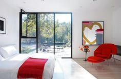 Abstract painting Peinture Abstraite Peinture Originale Contemporain 100X100 / 39,4x39,4 Grande Taille Coeur or 2criture love rose rouge de la boutique OreliArtStudio sur Etsy