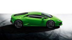 Lamborghini Huracán The new V10 engine powered super sports car by Automobili Lamborghini.
