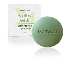 Authentic Mosbeau Spotless Green Tea Facial Soap ** Visit the image link more details.