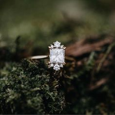 Forever I Custom Engagement Ring Photography Cushion Cut Engagement Ring, Solitaire Engagement, Wedding Engagement, Handmade Engagement Rings, Cushion Ring, Engagement Ring Photography, Wedding Rings Simple, To Infinity And Beyond, Ring Verlobung