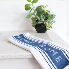 H•O•M•E  The most important thing to consider when staging your home for sale is to create a connection between the buyer and the house. One way to achieve this is with words! ⠀⠀⠀⠀⠀⠀⠀⠀⠀ ⠀⠀⠀⠀⠀⠀⠀⠀⠀ They send a subtle (or in the case of this teatowel, not-so-subtle!) message to the prospective buyer. Use bold keywords on the spines of books like RESORT, RELAX, HAMPTONS, LUX, FARMHOUSE or COASTAL that tie in with the feel or theme or your home. ⠀⠀⠀⠀⠀⠀⠀⠀⠀ ⠀⠀⠀⠀⠀⠀⠀⠀⠀ Even though this may seem… Tea Towels, Staging, The Hamptons, Coastal, Connection, Relax, Vans, Farmhouse, Messages