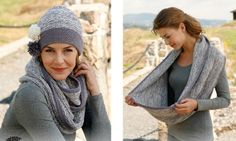 How to wear a scarf-LIC 17 styles