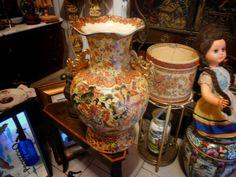 """The city of the rigattiere """"Il Rigattiere Del Futuro"""": Grande vaso cinese le immagini parlano da sole ann..."""