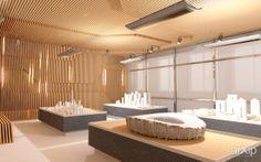 Выставочное пространство: интерьер, современный, модернизм, стена, 20 - 30 м2, выставочный павильон, студия #interiordesign #modern #wall #20_30m2 #exhibition #studio #atelier arXip.com