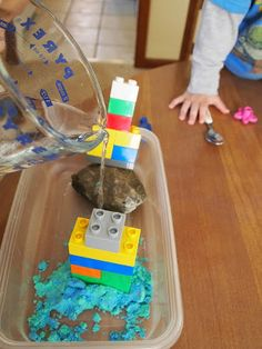 Wise Man Built His House Upon The Rock Craft Crafts
