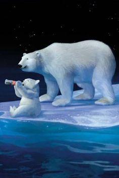 coca-cola polar bears | coca cola polar bears