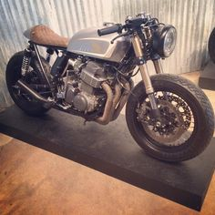 One of our faves: Honda #CB750 #caferacer by @txrenegade at the @handbuiltshow.